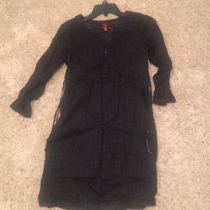 Sheer black dress from H&M size 2